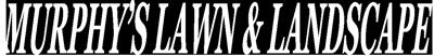 Murphy's Landscaping Logo